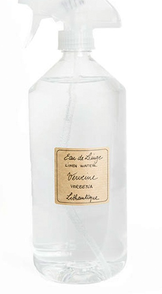 Lothantique Linen Water Spray 1L - Verbena
