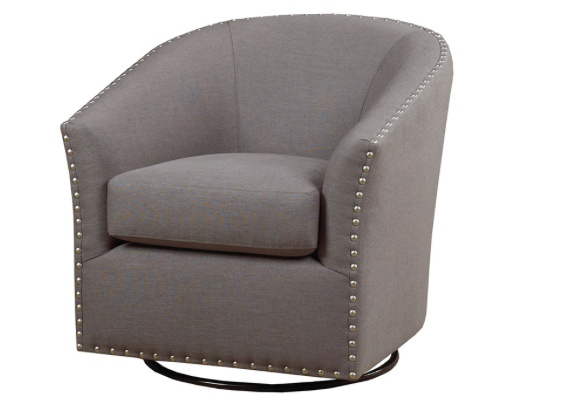 Legacy Lee chair with swivel base