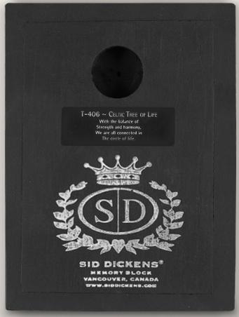 Sid Dickens Celtic Tree of Life