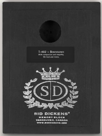 Sid Dickens T402