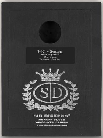 Sid Dickens Gatekeeper
