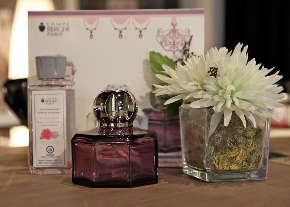 Lampeberger Coffret Secret Gift Set Violet with Timeless Rose fragrance