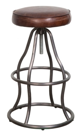 LH Imports Bowie Bar Stool