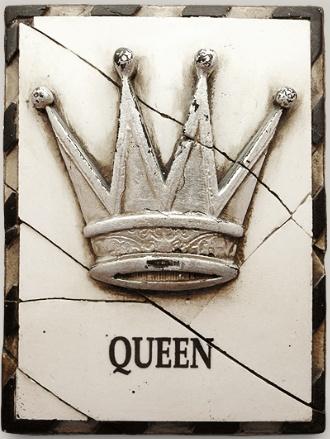 Sid Dickens Queen (Silver)