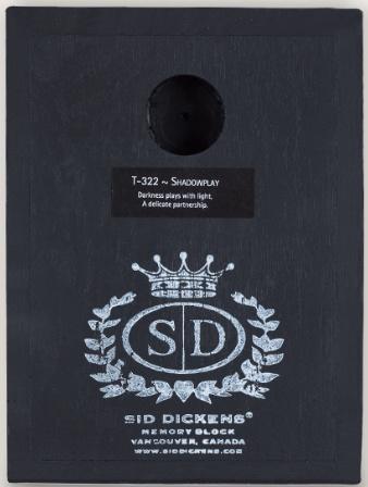 Sid Dickens T-322