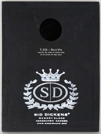 Sid Dickens Dolce Vita