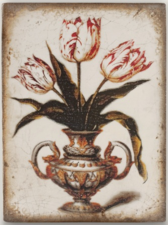 Sid Dickens Tulips