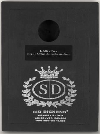 Sid Dickens T-366