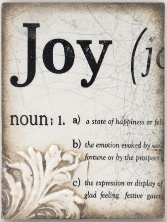 Sid Dickens Joy
