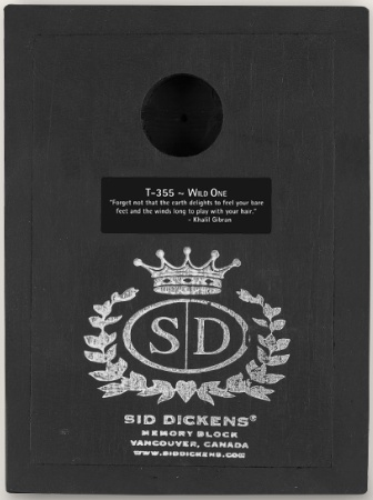 Sid Dickens T-355