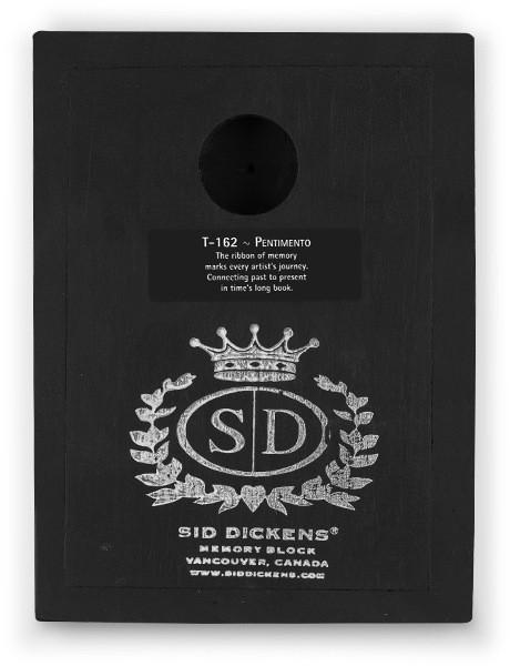 Sid Dickens Pentimento