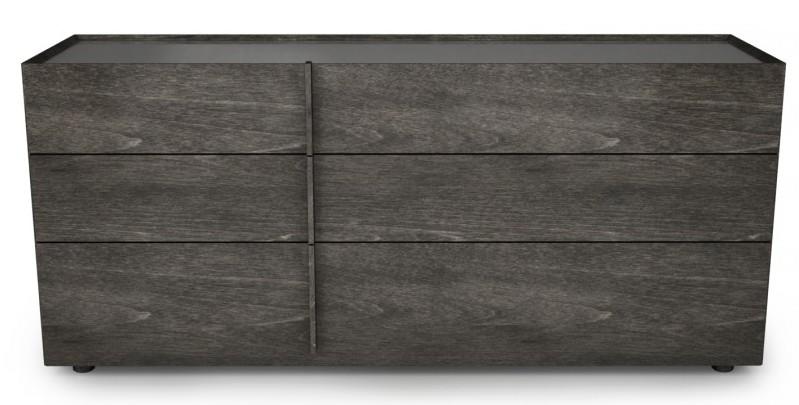 Huppe Plank 8 Drw Dresser