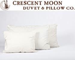 Crescent Moon Pillow Medium Queen Size