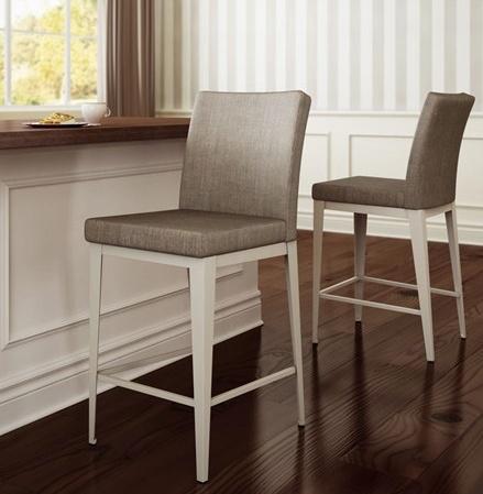 Amisco Pablo non swivel counter stool