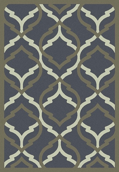 "Kalora Interiors Mansoori 5'3"" x 7'7"" Area Rug, 100% Wool. DISCO"