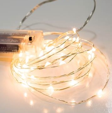 Torre & Tagus LUCENT 30 MICRO LED LIGHT STRING