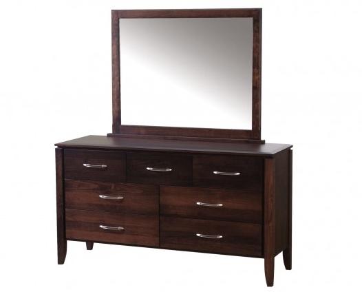 Woodworks Newport 7 Drawer Dresser