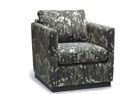 Stylus Lotus Swivel Chair