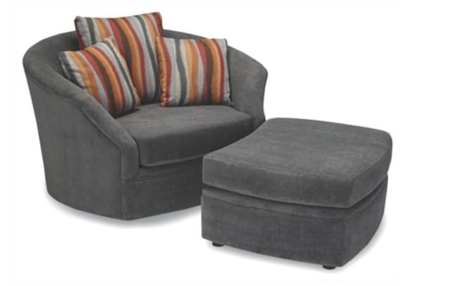 Stylus Whirl Swivel Chair Gr 5 Fabric