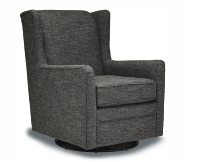Stylus Stone Swivel Chair