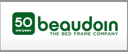 Beaudoin Deluxe bedframe <br />