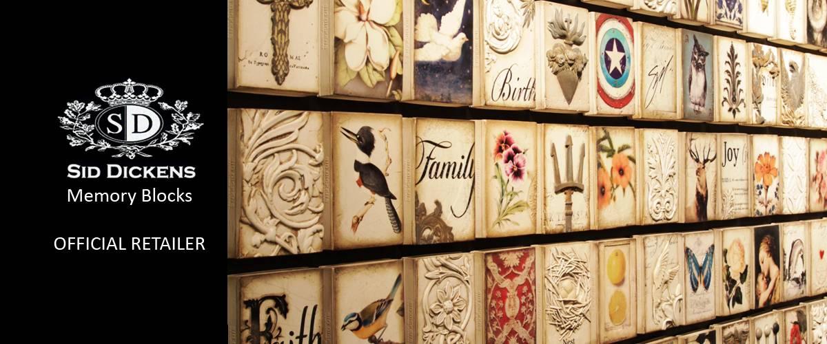 Buy Your Sid Dickens Tiles at Portfolio Interiors