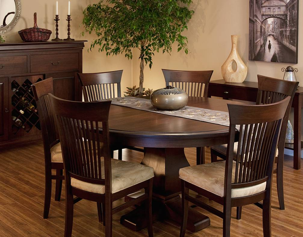 Blog How To Choose The Right Dining Table Portfolio  : how to choose the right dining table from www.portfoliointeriors.ca size 1007 x 789 jpeg 112kB