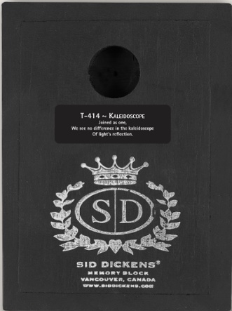 Sid Dickens T-414