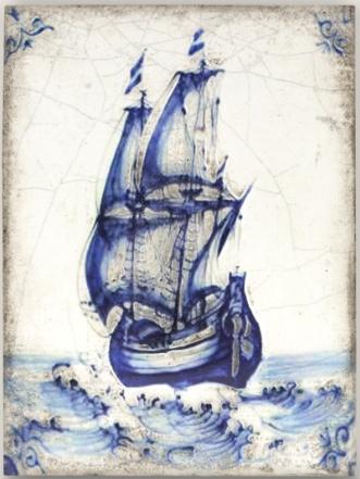 Sid Dickens Ships Ahoy