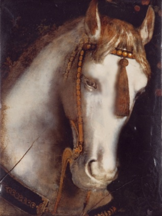 Sid Dickens White Horse