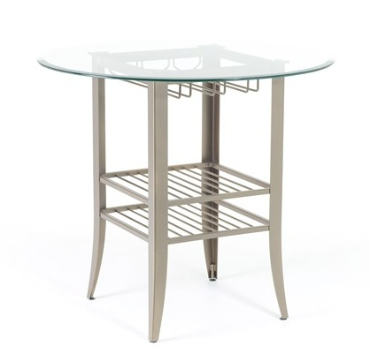 Amisco Andy table base (bar height)