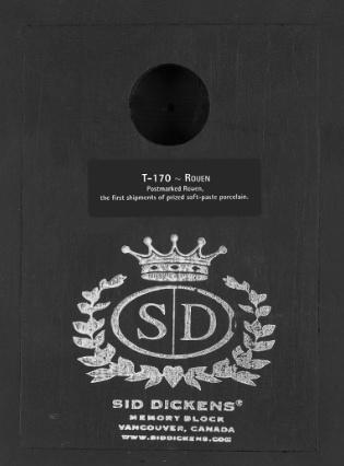 Sid Dickens T-170