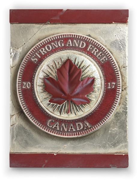 Sid Dickens Sid Dicken's O Canada Tile