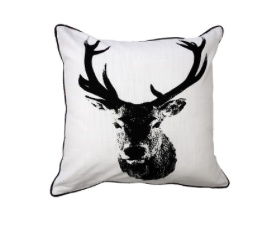 Stag Toss Pillow
