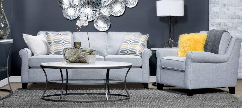 Living Room Furniture Available At Portfolio Interiors Kamloops