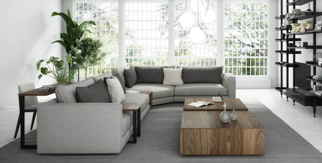 Designing With Sectionals vs Stand Alone Sofa