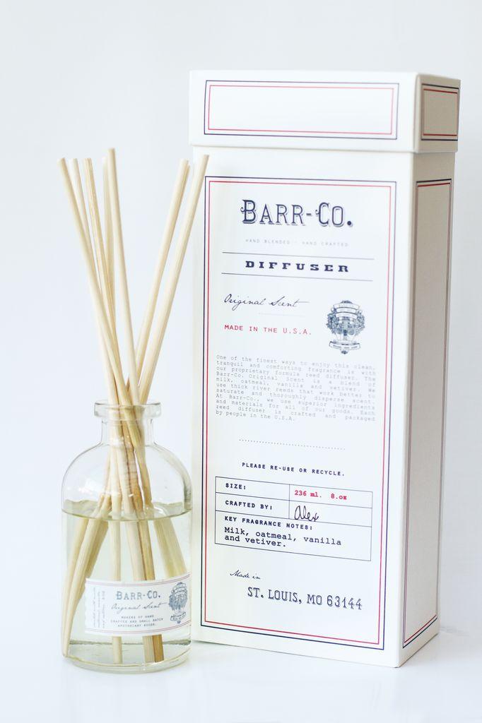 Barr Co Barr Co. Scent Diffuser - Original