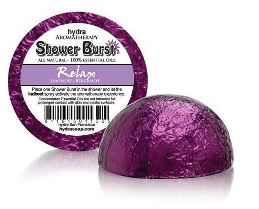 Hydra Shower Burst - Relax