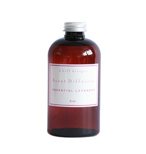 K Hall Lavender Diffuser Refill