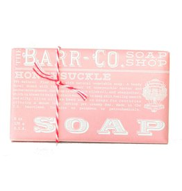 Barr Co Barr Co. Honeysuckle Soap 6oz