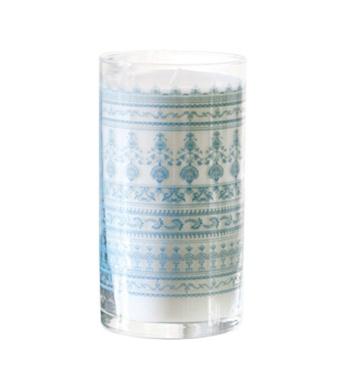 K Hall Egyptian Jasmine Print Candle 24oz