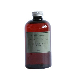 K Hall Evergreen Diffuser Refill (formerly Siberian Fir)