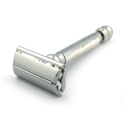 Howi Inc Safety Razor, Butterfly Open Long Handle Heavy 99R