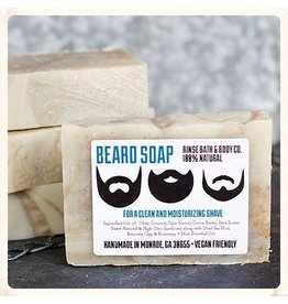Rinse Beard Bar Soap 4.5oz