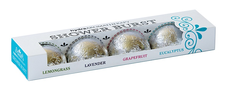 Hydra Shower Burst - Essentials Gift Box
