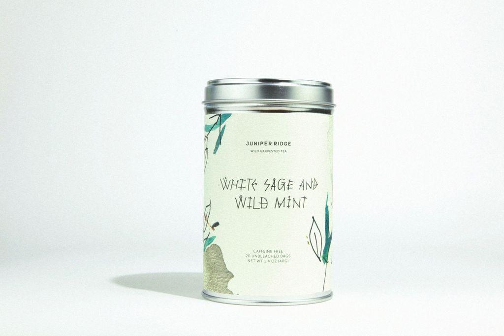 Juniper Ridge White Sage and Mint Tea