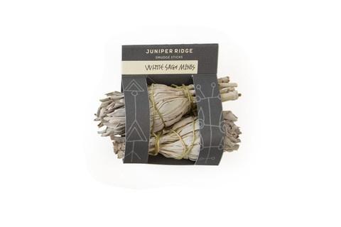 Juniper Ridge Juniper Ridge Smudge - White Sage Mini