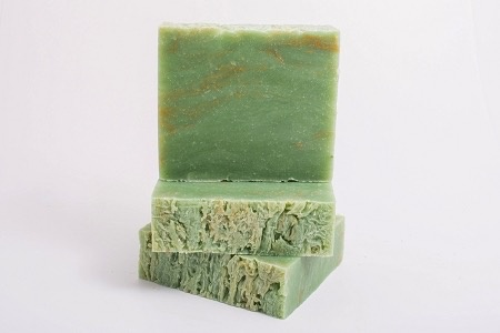 Simple By Nature Green Clover Field Soap 4.7oz