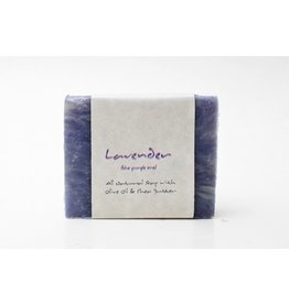 Simple By Nature Purple Lavender Soap 4.7 oz