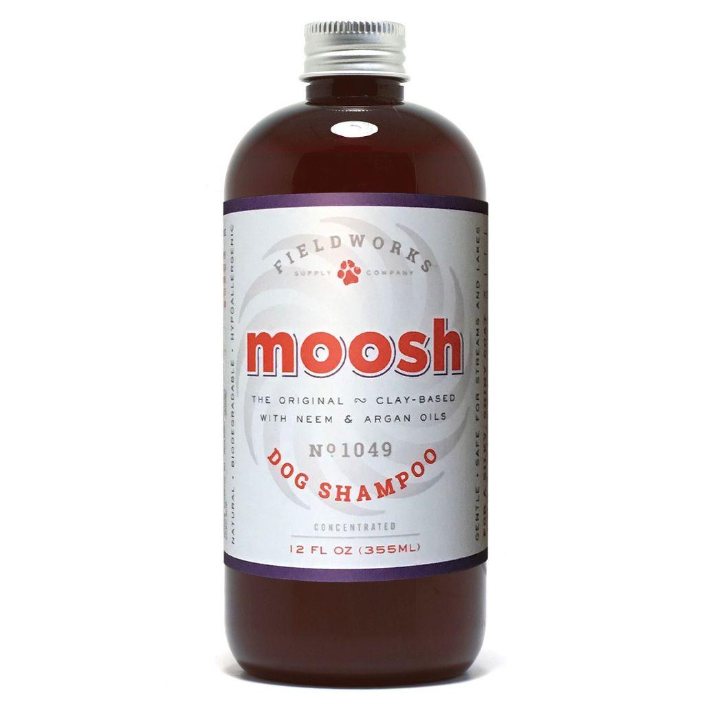 Fieldworks Supply Co Moosh Dog Shampoo